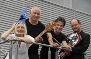 Bö & die Ritter Rost Band Pressefoto