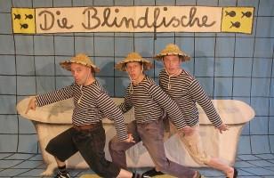Die Blindfische Pressefoto