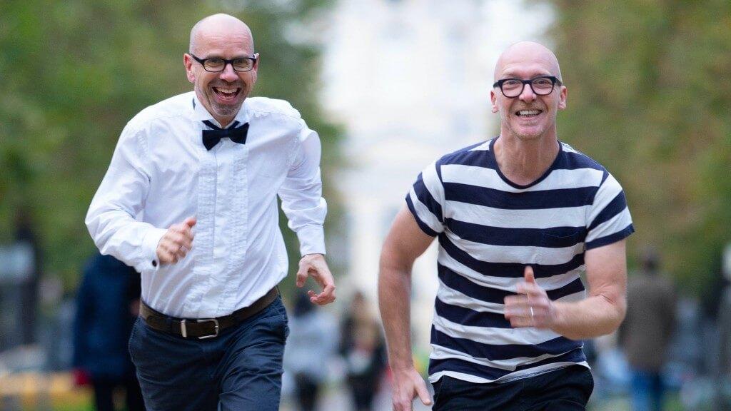 Ich & Herr Meyer Pressefoto
