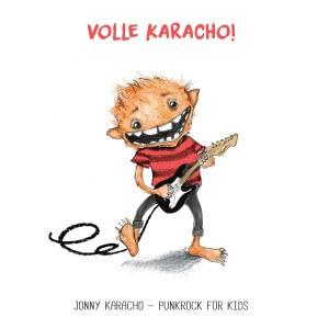 CD Cover Volle Karacho!