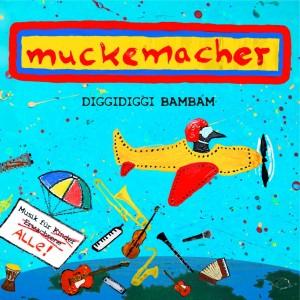 CD Cover Diggidiggi Bambam