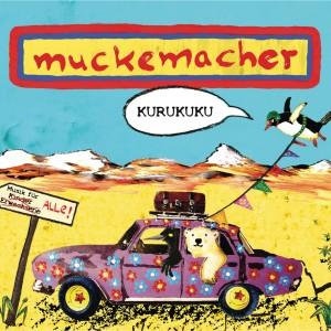 CD Cover Kurukuku