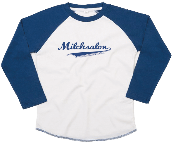 Produktbild Milchsalon Baseball-T