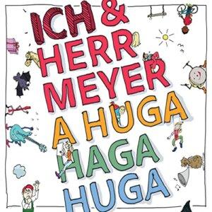 CD Cover A Huga Haga Huga