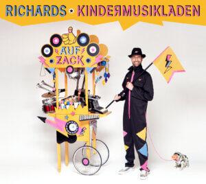 CD Cover Auf Zack